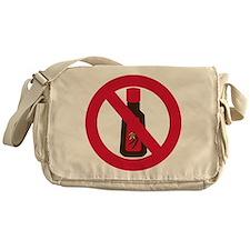 No Vanilla Messenger Bag