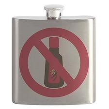 No Vanilla Flask