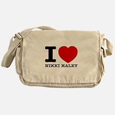 Political Designs Messenger Bag