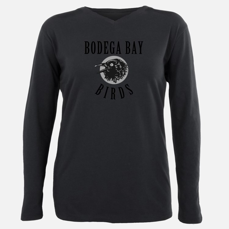 Bodega Bay Birds T-Shirt