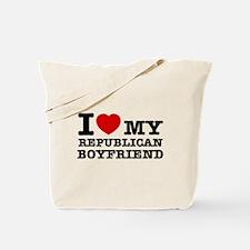Political Designs Tote Bag