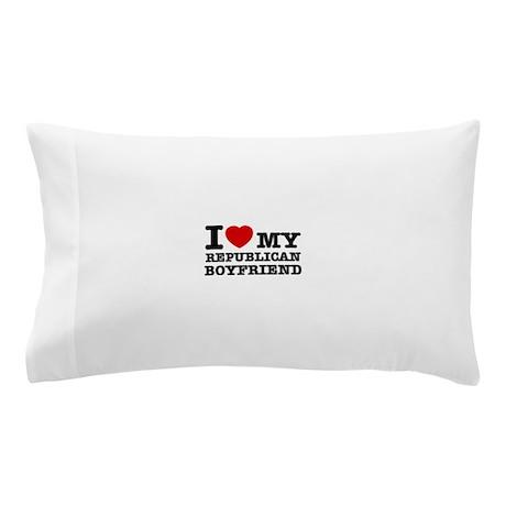 Political Designs Pillow Case