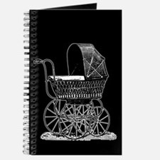 Victorian Baby Carriage Journal