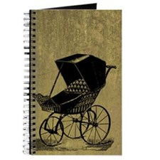 Gothic Baby Carriage Journal