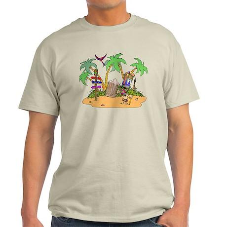 Tiki Alcohol island T-Shirt