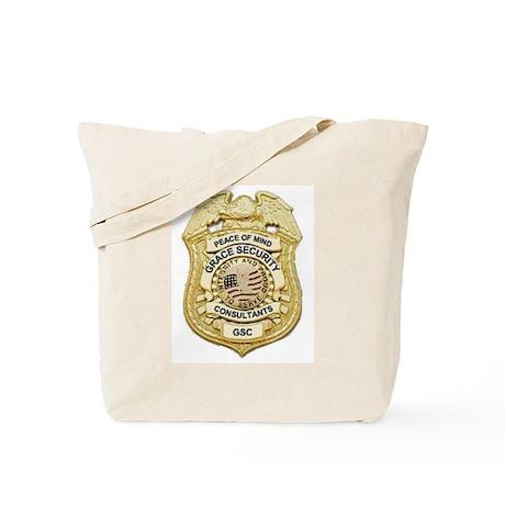 security logo Tote Bag