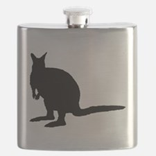 Wallaby. Flask