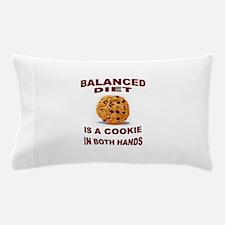 COOKIE DIET Pillow Case