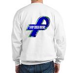 NEW! (Design on Back) Sweatshirt