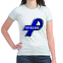 Child Abuse Awareness (2-Sided) T