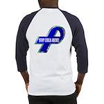Child Abuse Awareness (Back Design) Baseball Jerse