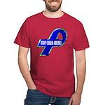 Child Abuse Awareness Dark T-Shirt