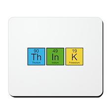Think Mousepad