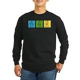 Science geek Long Sleeve Dark T-Shirts