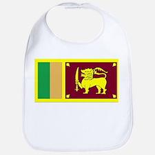 Sri Lanka Flag Bib