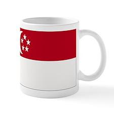 Singapore Flag Small Mug