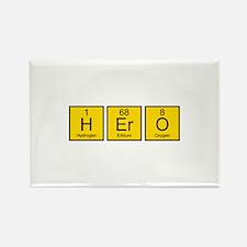 Hero Rectangle Magnet
