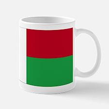 Madagascar Flag Mug