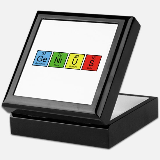 Genius Keepsake Box