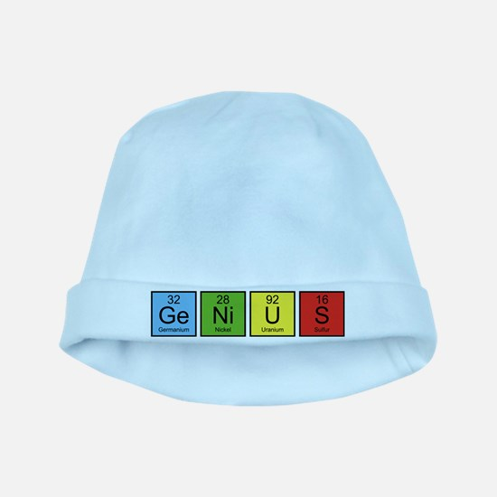Genius baby hat