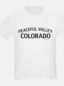 Peaceful Valley Colorado T-Shirt