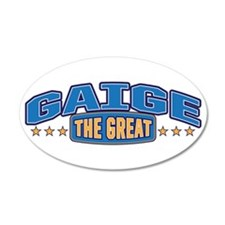 The Great Gaige Wall Decal