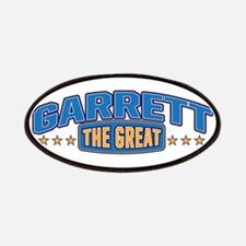 The Great Garrett Patches