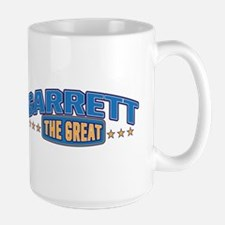 The Great Garrett Mug
