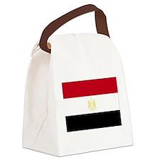 Egypt Flag Canvas Lunch Bag