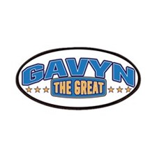 The Great Gavyn Patches