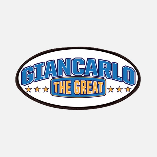 The Great Giancarlo Patches