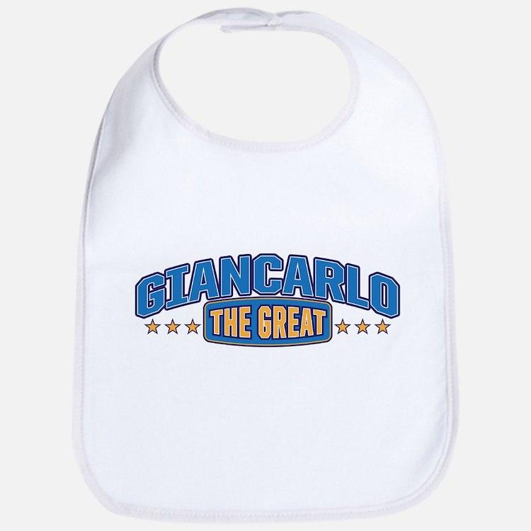 The Great Giancarlo Bib