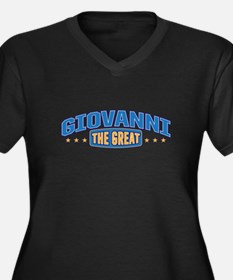 The Great Giovanni Plus Size T-Shirt