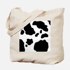 Cow Print Tote Bag
