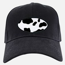 Cow Print Baseball Hat
