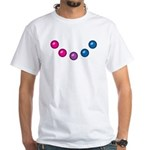 Bi Baubles White T-Shirt