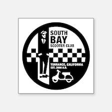 Sbsc Ska Logo Sticker