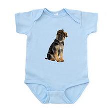 German Shepherd! Infant Bodysuit