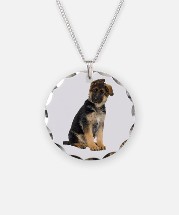 German Shepherd! Necklace
