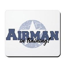 airmanintraining.png Mousepad