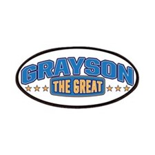 The Great Grayson Patches