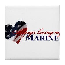 marine Tile Coaster