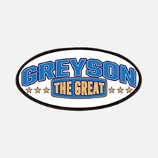 The Great Greyson Patches