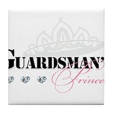 princessguardsman.png Tile Coaster