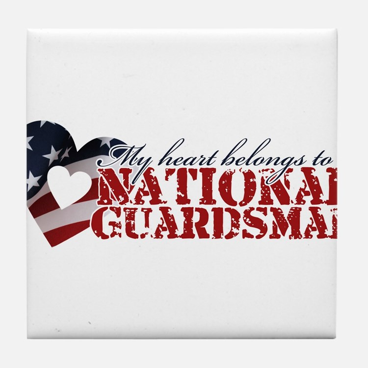guard.png Tile Coaster