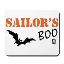 boo sailor.png Mousepad