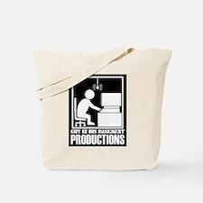 Tote Bag, Just Like PBS