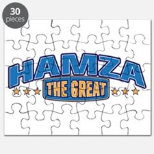 The Great Hamza Puzzle