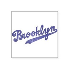 Throwback Brooklyn Sticker