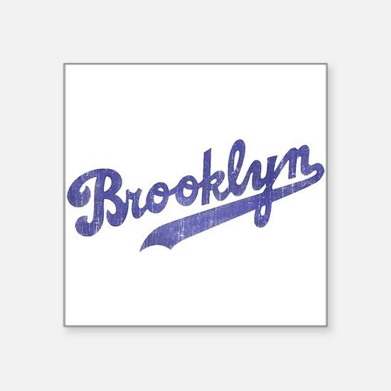 Throwback Brooklyn Sticker